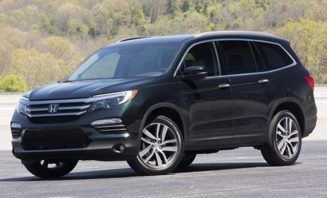 2017 Honda Pilot No Sign Of Slowing Down – Motoringcrunch