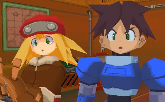 Mega Men Legends 2