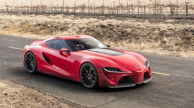 Toyota-FT-1-Concept
