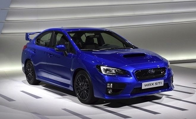 Automobile 2018 Subaru