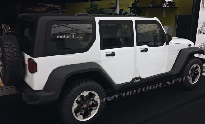 2018 jeep forum. Delighful 2018 Hereu0027s A Photo Of 2018 Wrangler Render That Just Didnu0027t Make The Cut  What Do You Think It  On Jeep Forum