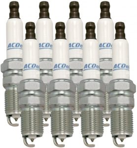 Second pic of ACDelco 41-962 Professional Platinum Spark Plug