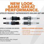 Third pic of Autolite AP5325-4PK Platinum Spark Plug
