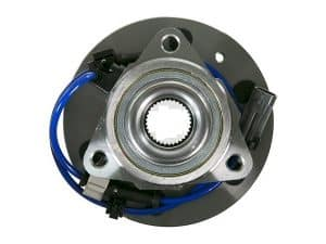 Third picture of MOOG 515036 Wheel Bearing and Hub Assembly