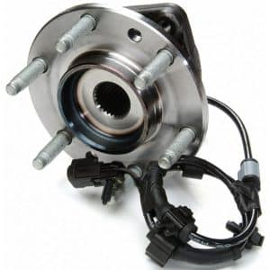 Second pic of Mevotech H513188 Wheel Bearing and Hub Assembly