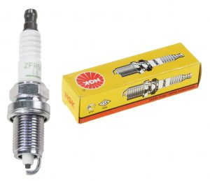 First pic of NGK 2262 V-Power Resistor Type Spark Plugs