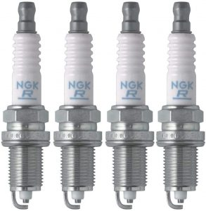 Second pic of NGK 2262 V-Power Resistor Type Spark Plugs