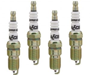 Accel spark plugs for Vortec 4.8