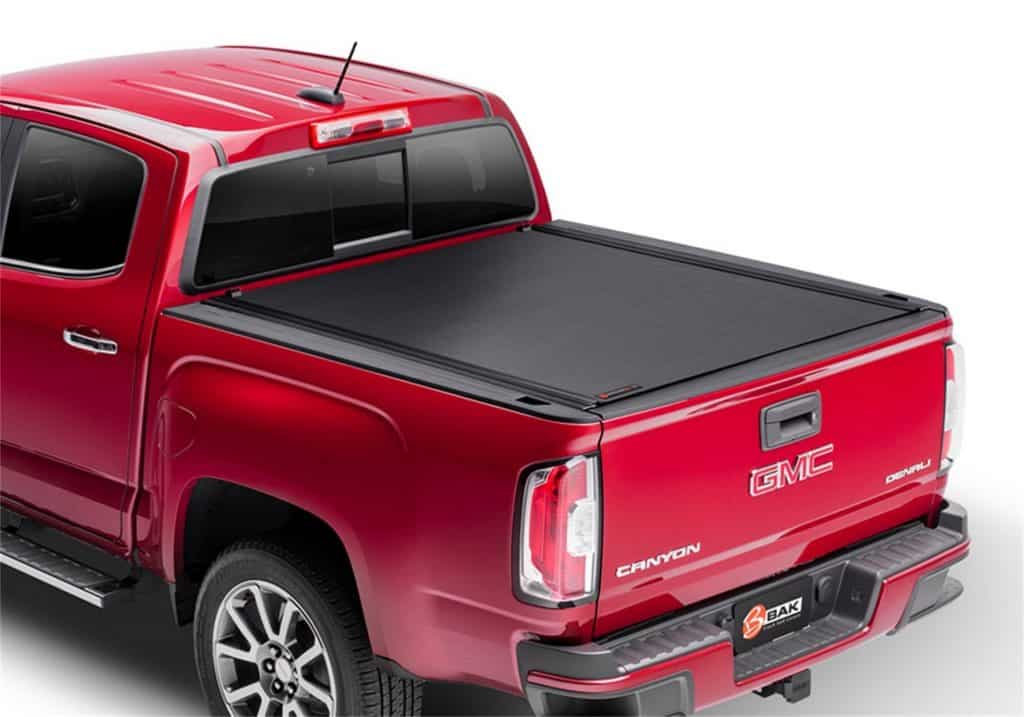 Pick Up Truck Bed Covers – BAK Revolver X4