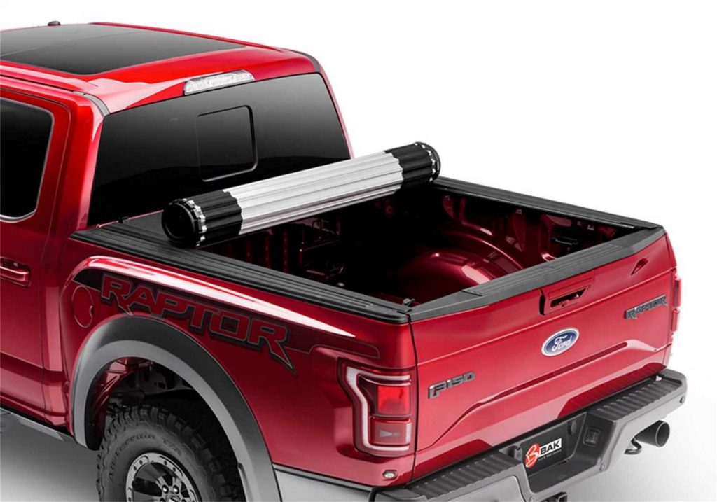 Pick Up Truck Bed Covers – BAK Revolver X4 Hard Roll-Up