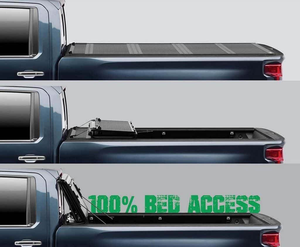Pick Up Truck Bed Covers – Gator FX Quad Fold
