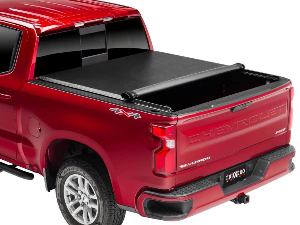 Pick Up Truck Bed Covers – Truxedo Lo Pro Soft Roll-Up