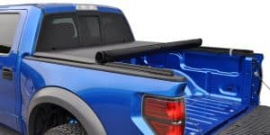 Pick Up Truck Bed Covers – Tyger Auto T1 Roll Up