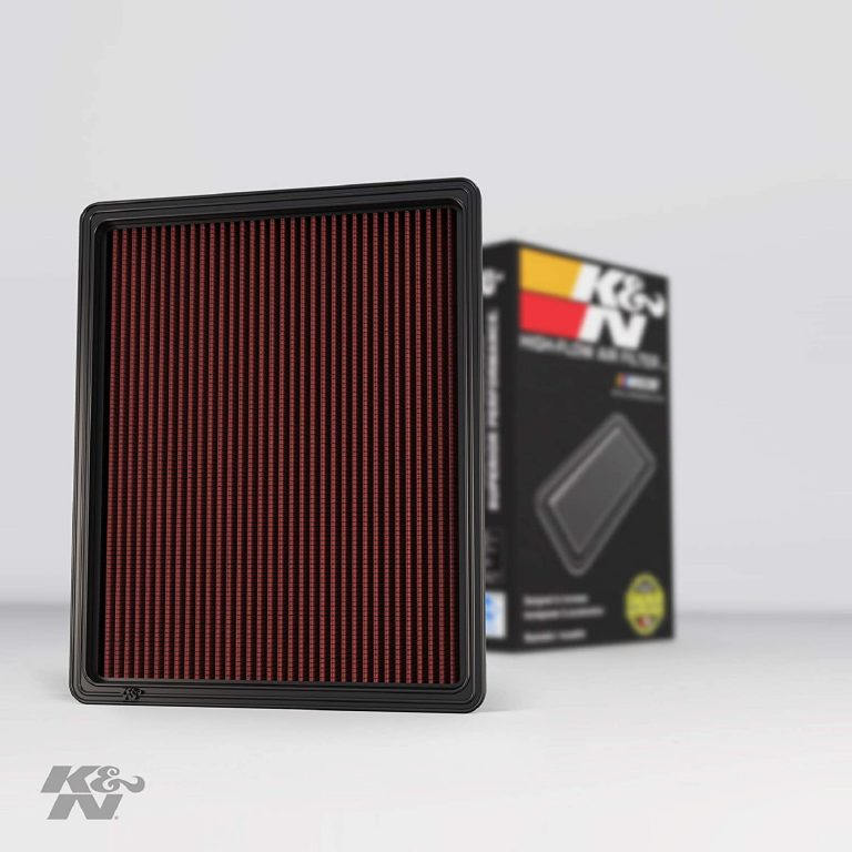 1st pic of K&N 33-2129 Air Filter for SUVs and Chevy-GMC Trucks (1999-2019)