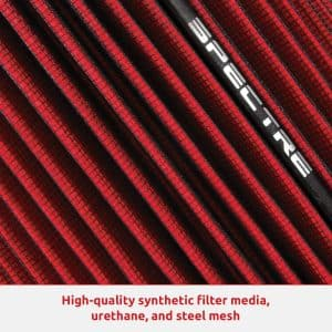 First pic of Spectre SPE-9028 Air Intake Kit for 2011-2019 DODGE-CHRYSLER (3.6L V6)