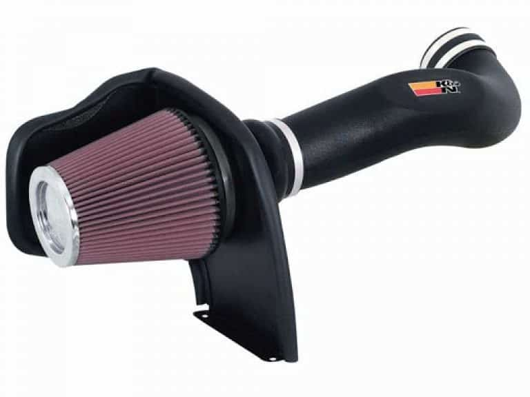 First pic of K&N Air Intake Kit 57-3050