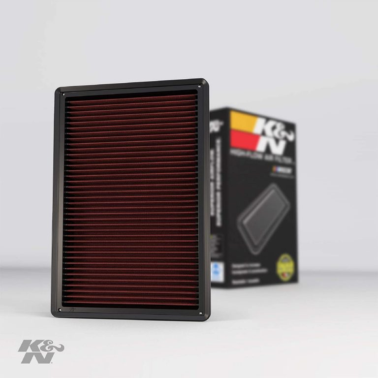 Third pic of K&N 33-2247 Air Filter for Dodge Ram Trucks (2002-2019)