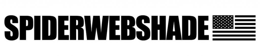 PIc of the SPIDERWEBSHADE logo