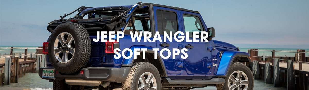 Jeep Wrangler Soft Top Hardware Title Pic