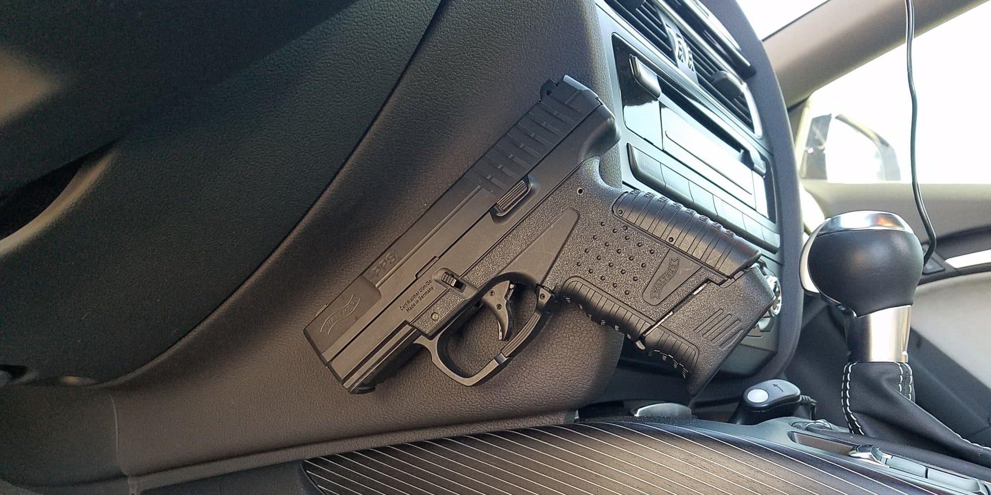 Top 5 magnet gun holsters for car in 2020