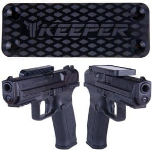 Top 5 Best Car Gun Magnets — Keeper Magnetic Gun Mount and Holster