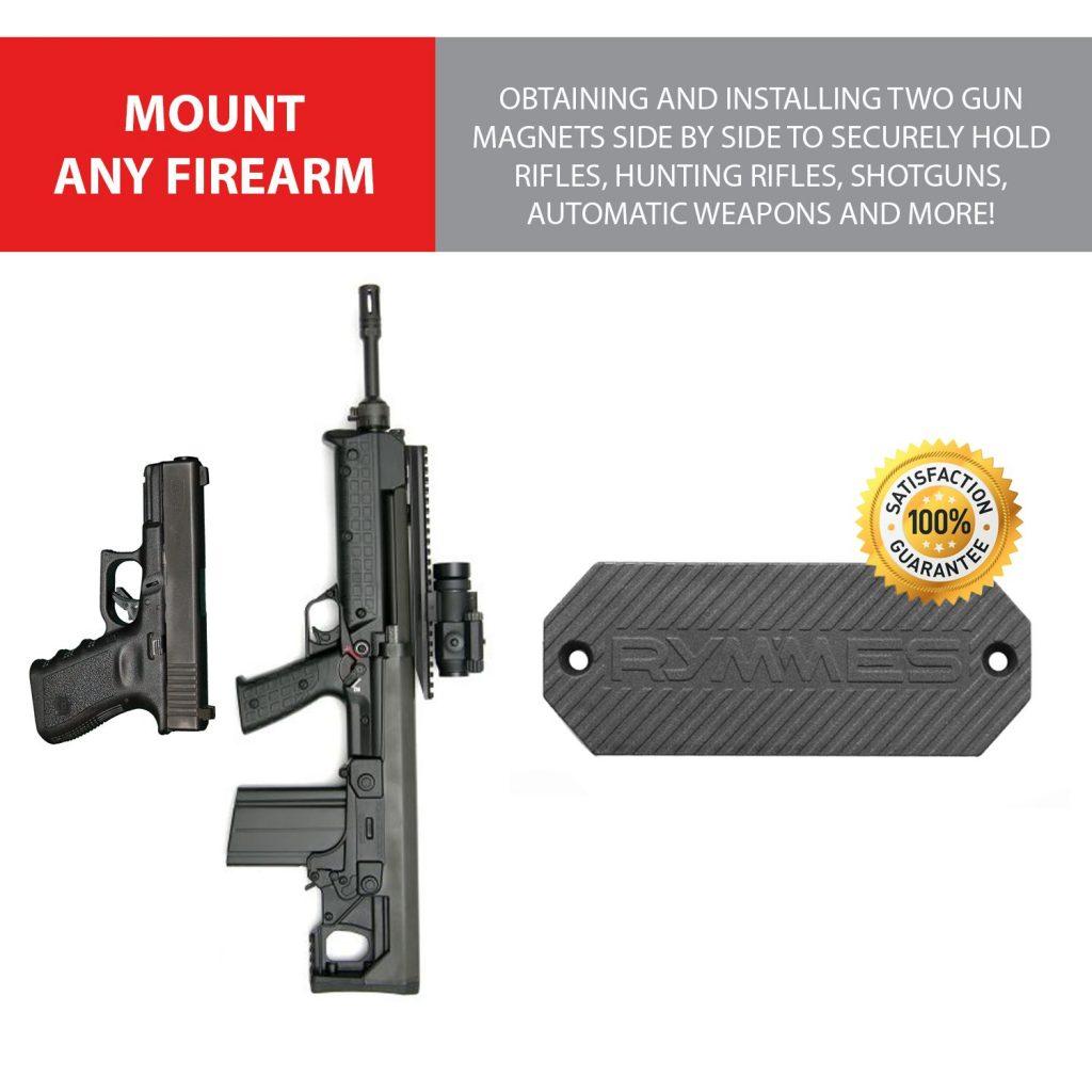 Top 5 Best Car Gun Magnets — Rymmes Mount Any Firearm
