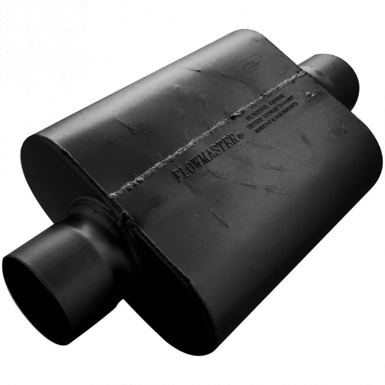 Battle of the mufflers — Flowmaster 30 series delta force