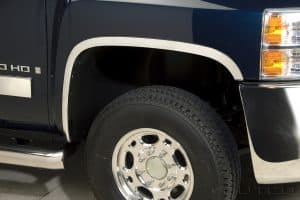 Wheel Well Trim — Cover Image