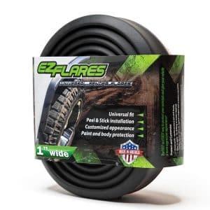 Wheel Well Trim — ez-flares-2-1-inch