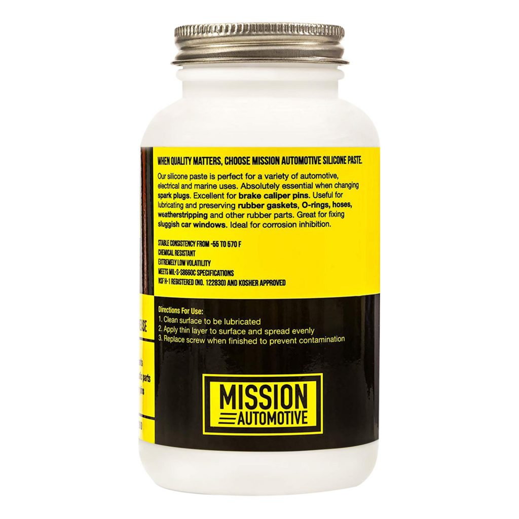 Mission Automotive grease 1