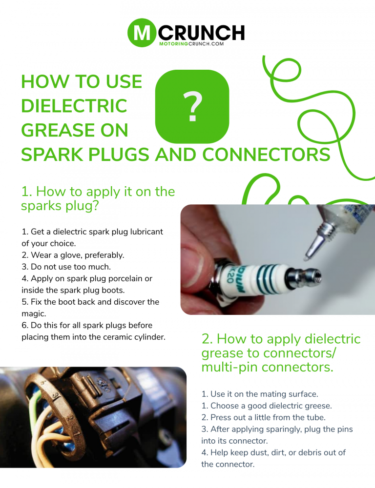 HOW TO USE DIELECTRIC GREASE ON SPARK PLUGS