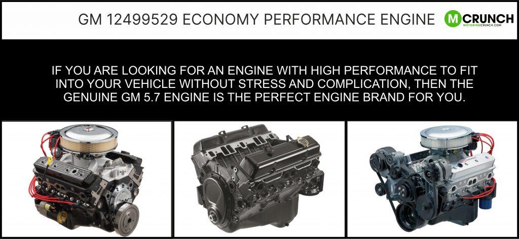 GM 12499529 Economy Performance