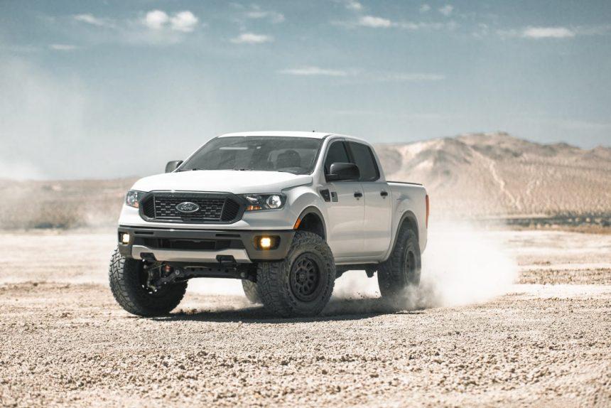 Best Ford Ranger wheels