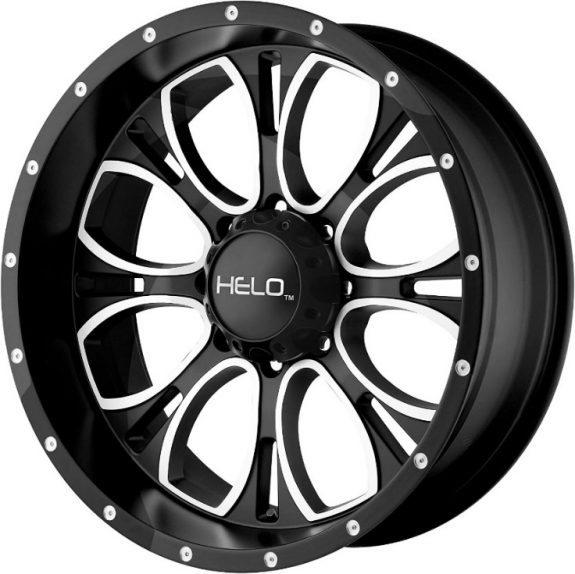 shown above is the Helo HE879 Wheel for Ford Rangers. It has one of the highest star ratings amongst its competitors.