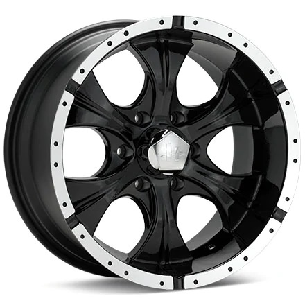 Shown is another wheel design from Helo, the HE791. This particular model complements the Ford Ranger well.