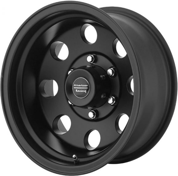 This is the American Racing Custom Wheels AR172 for the Ford Ranger. It is made of Aluminum.