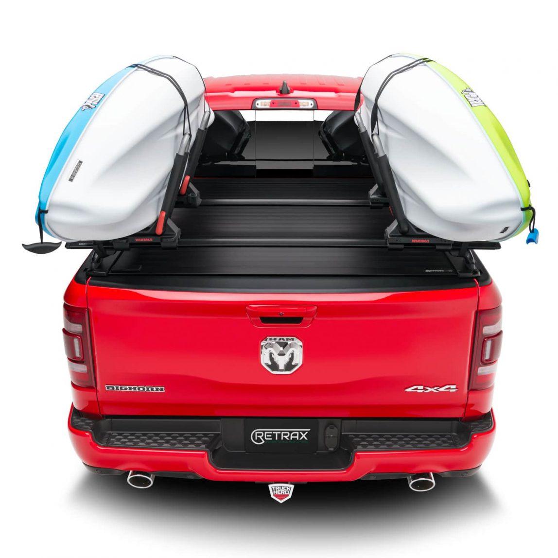 PowertraxONE XR Retractable Dodge Ram 1500 tonneau cover