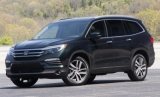 2017 Honda CR-V: Honda Pilot Is Out Of The Picture
