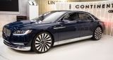 2017 Lincoln Continental: Driving On Clouds