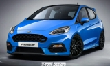 2018 Ford Fiesta RS: Looks Worthy Of Focus RS