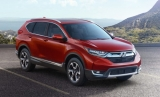 2017 Honda CR-V Helps Pilot Out