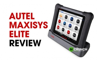 AUTEL MAXISYS ELITE AND OTHER DIAGNOSTIC TOOLS