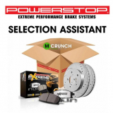 POWER STOP BRAKES SELECTION ASSISTANT BY CAR MAKE AND MODEL