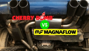 💫 CHERRY BOMB VS MAGNAFLOW EXHAUST. REVIEW AND GUIDE