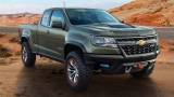 2016 Chevrolet Colorado ZR2: Is There Still Hope