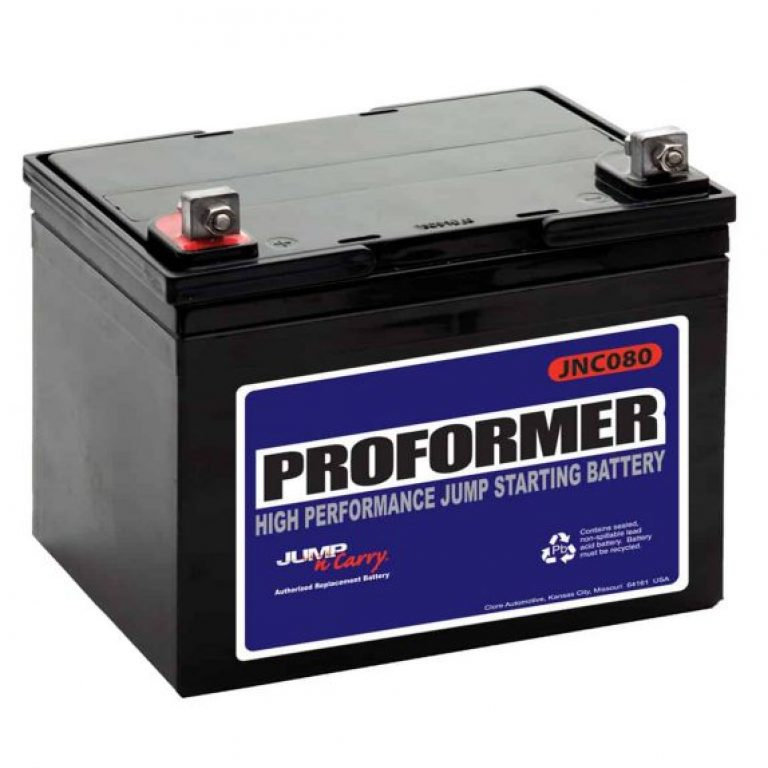 Clore PROFORMER batteries