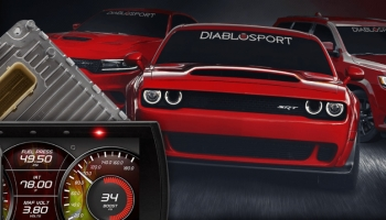 🏁 DIABLOSPORT TUNER CAN BOOST YOUR ENGINE'S CAPABILITY: EXTRACT MORE HORSEPOWER AND TORQUE TODAY!