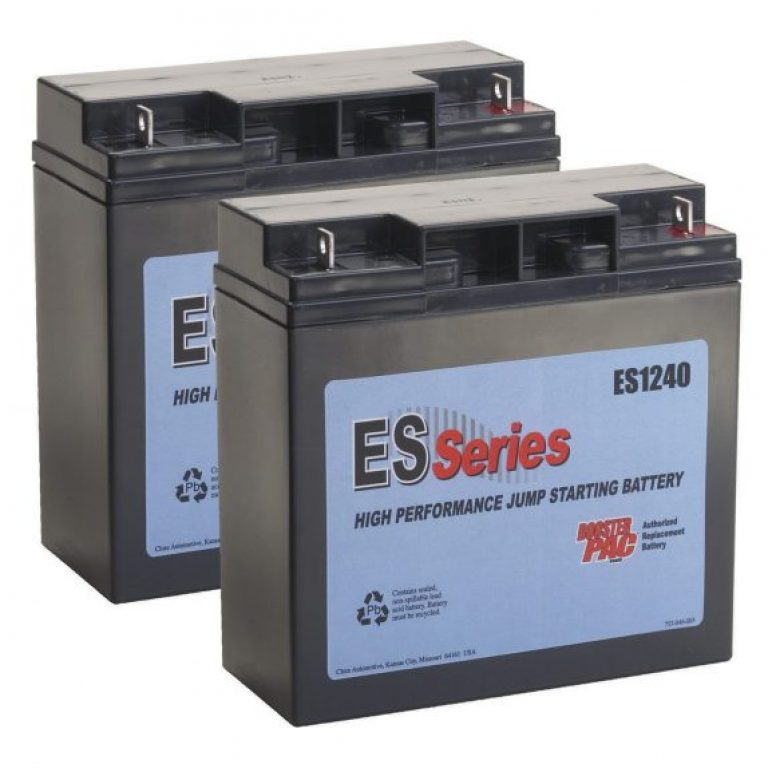 ES Series batteries