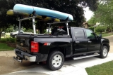 🛶 KAYAK RACK FOR TRUCK: USE A KAYAK CARRIER WHEN EXPLORING THE GREAT OUTDOORS!