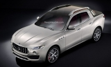Maserati Levante: Check Out That Rear